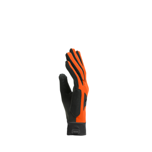 HG CADDO GLOVES ORANGE/BLACK- Gloves
