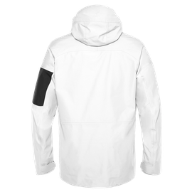 AWA TECH SHELL LILY-WHITE/STRETCH-LIMO- Chaquetas