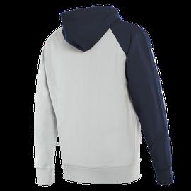 FELPA PADDOCK FULL-ZIP GLACIER-GRAY/BLACK-IRIS/BLACK- Casual Wear