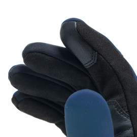 COIMBRA UNISEX WINDSTOPPER GLOVES BLACK-IRIS/BLACK- Textil