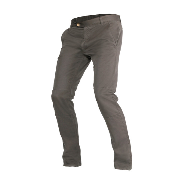 MCKELLEN TROUSERS BROWN- Pants