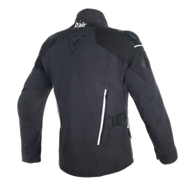 Cyclone D-air® jacket BLACK/WHITE- Jacken