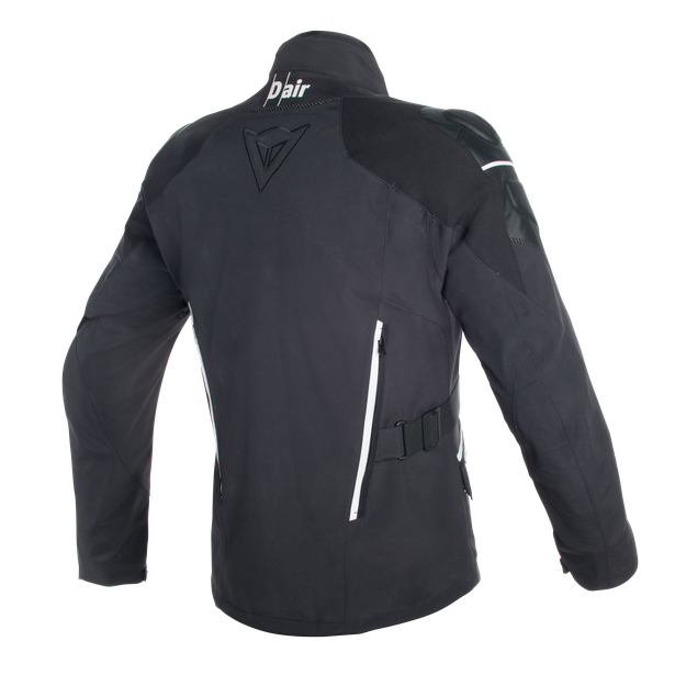 Cyclone D-air® jacket BLACK/WHITE- Jackets