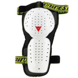 ACTION KNEE GUARD EVO BLACK/WHITE- Schutz