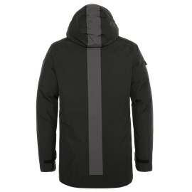 AWA BLACK PARKA STRETCH-LIMO/STRETCH-LIMO- Chaquetas
