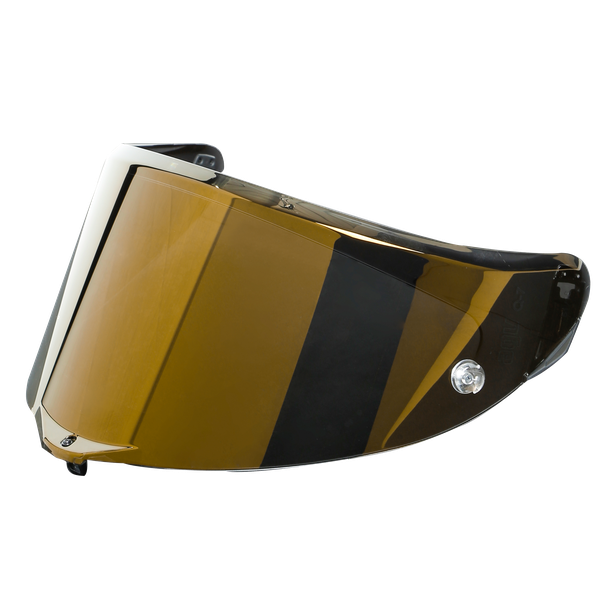 Visor RACE 3 IRIDIUM GOLD - Accessories