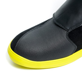 DOVER GORE-TEX SHOES BLACK/FLUO-YELLOW- Gore-Tex®