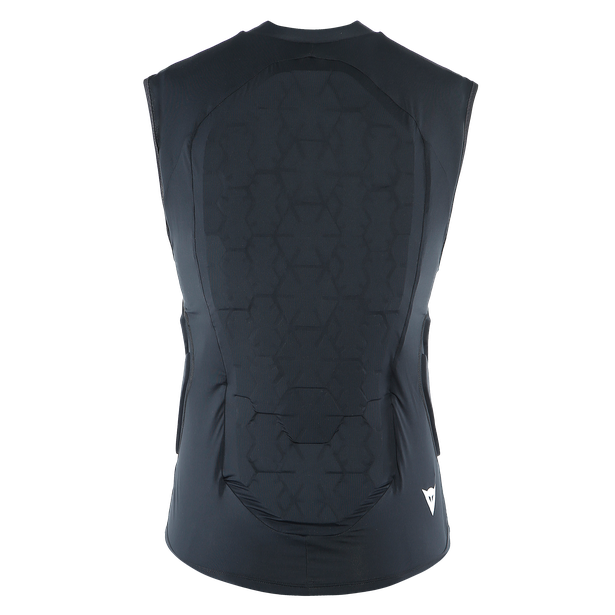 FLEXAGON WAISTCOAT WOMAN BLACK-IRIS/STRETCH-LIMO- Safety