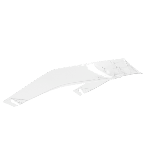 Replacement Spoiler Pista GP R - Clear - Zubehör