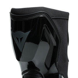 TORQUE 3 OUT AIR BOOTS BLACK/ANTHRACITE- Leder