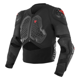 MX1 SAFETY JACKET EBONY/BLACK