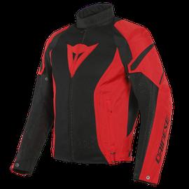AIR CRONO 2 TEX JACKET BLACK/LAVA-RED/LAVA-RED