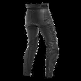 ASSEN LEATHER PANTS  - Leder