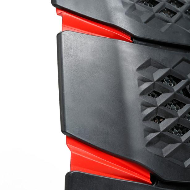 PRO-SPEED G2 - NUR FÜR GEEIGNETE JACKEN BLACK/RED- Rückenschutz