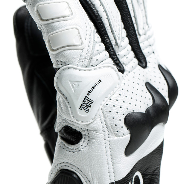 X-RIDE GLOVES BLACK/WHITE- Gloves