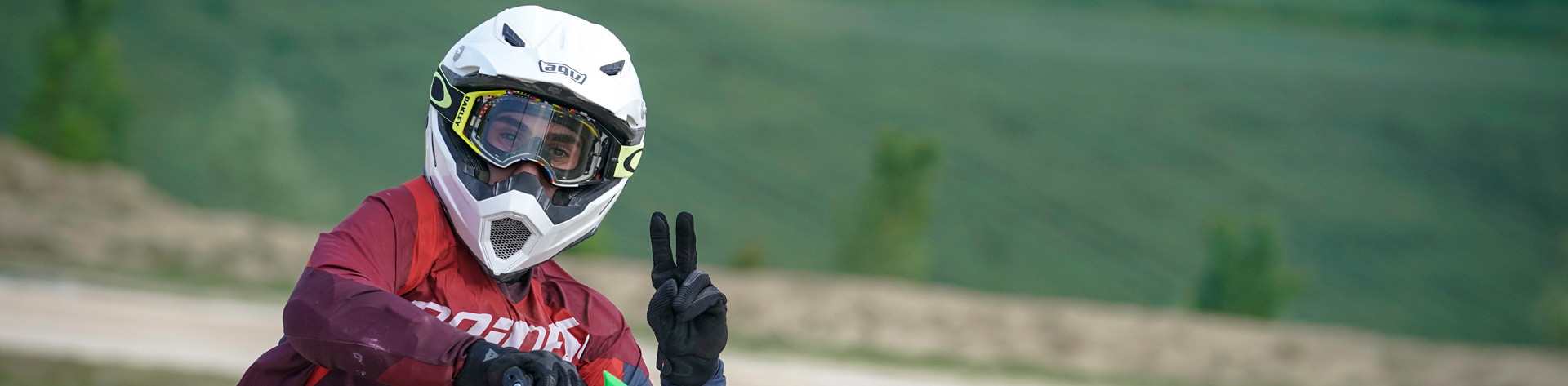 AGV Riding style - Off-road