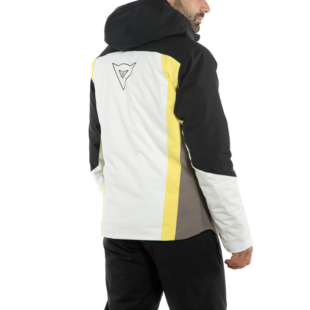 HP PRISM STAR-WHITE/BLACK-TAPS/VIBRANT-YELLOW- Uomo
