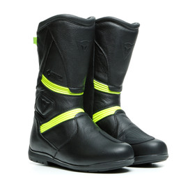 FULCRUM GT GORE-TEX BOOTS BLACK/FLUO-YELLOW
