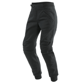 TRACKPANTS LADY TEX PANTS BLACK