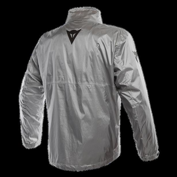 RAIN JACKET SILVER- Impermeables