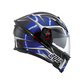 K-5 S E2205 MULTI - HURRICANE BLACK/BLUE/WHITE - Integral
