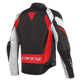 EDGE TEX JACKET LAVA-RED/BLACK/WHITE- Jackets