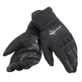SOLARYS SHORT GORE-TEX GLOVES BLACK/BLACK/BLACK- Gloves