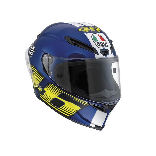 Agv Corsa R Top V46 Casco Moto Integral