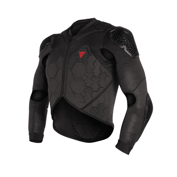 RHYOLITE 2 SAFETY JACKET BLACK- Back