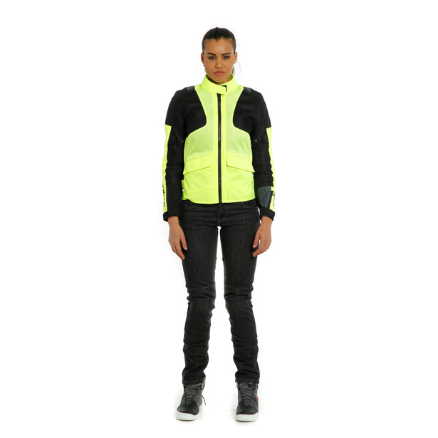 AIR TOURER LADY TEX JACKET - Textile