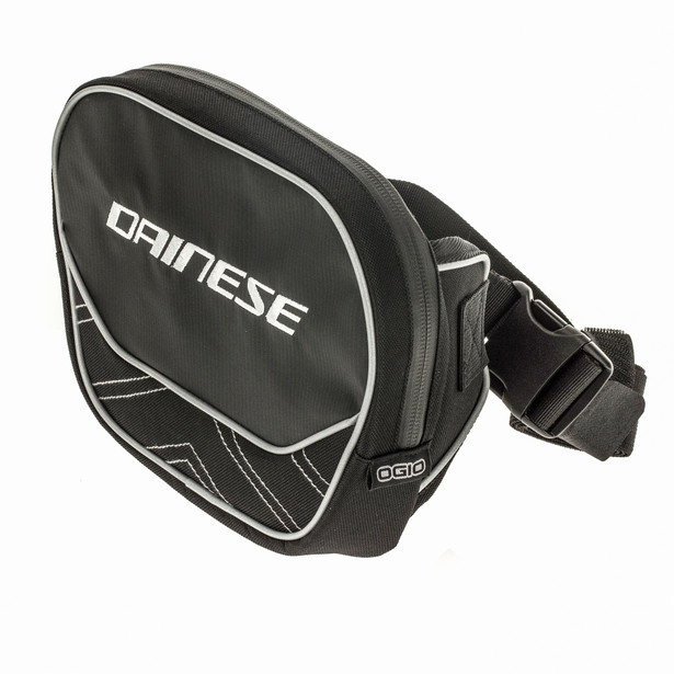 WAIST-BAG STEALTH-BLACK- Bags