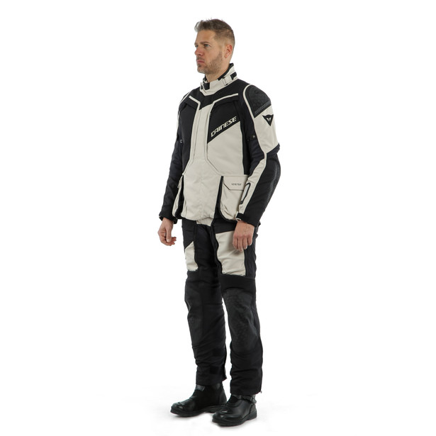 D-EXPLORER 2 GORE-TEX® JACKET PEYOTE/BLACK- Gore-Tex®
