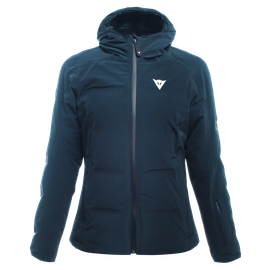 SKI DOWNJACKET WOMAN 2.0 BLACK-IRIS- Jackets