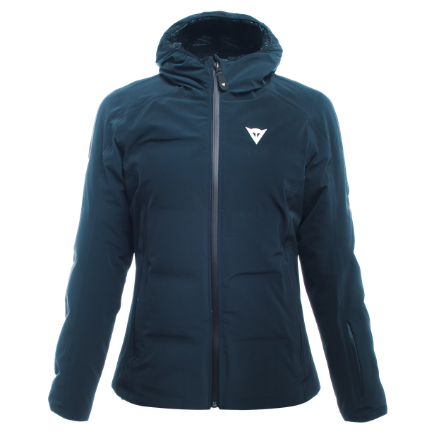 SKI DOWNJACKET WOMAN 2.0 BLACK-IRIS- Chaquetas
