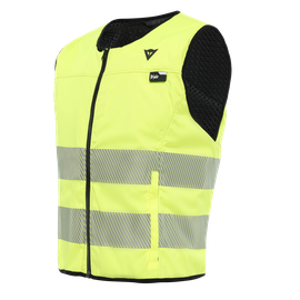 SMART JACKET HI VIS FLUO-YELLOW