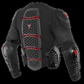 MX1 SAFETY JACKET EBONY/BLACK- MX