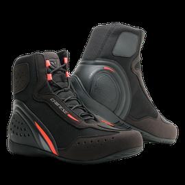 MOTORSHOE D1 AIR BLACK/FLUO-RED/ANTHRACITE- D-Wp®
