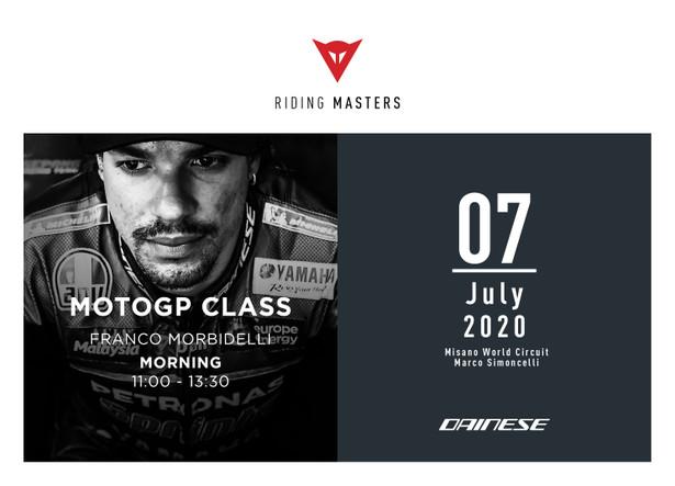 MOTOGP CLASS MISANO – MORBIDELLI – MAÑANA - Riding Master Misano