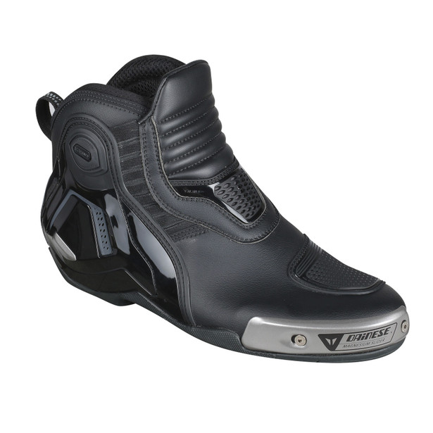 DYNO PRO D1 SHOES BLACK/ANTHRACITE- Leder