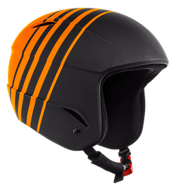 D-RACE - KID STRETCH-LIMO/RUSSET-ORANGE- Helme