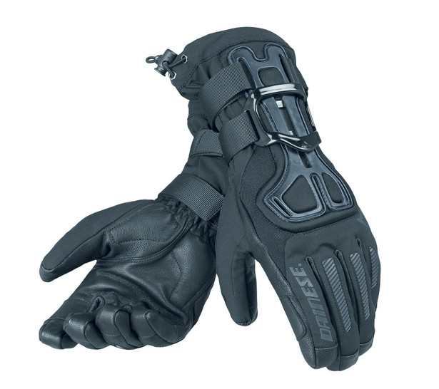 D-IMPACT 13 D-DRY® GLOVE BLACK/ANTHRACITE- Gloves