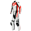 WHITE/FLUO-RED/CHARCOAL-GRAY