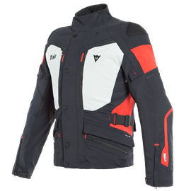 CARVE MASTER 2 D-AIR GORE-TEX® JACKET BLACK/LIGHT-GRAY/RED