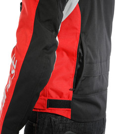 SPEED MASTER D-DRY JACKET GLACIER-GRAY/LAVA-RED/BLACK- D-Dry®