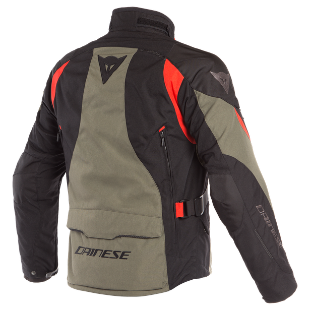 DOLOMITI GORE-TEX JACKET GRAPE-LEAF/BLACK/RED- Gore-Tex®
