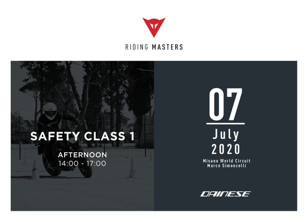 SAFETY CLASS 1 MISANO – AFTERNOON - undefined