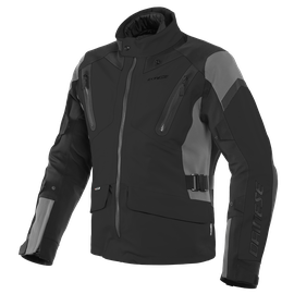 TONALE D-DRY® JACKET BLACK/EBONY/BLACK- D-Dry®