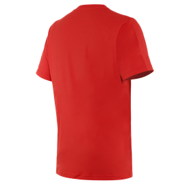 T-SHIRT PADDOCK LONG  LAVA-RED/SKY-DIVER- Casual Wear