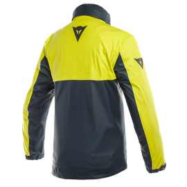 STORM LADY JACKET ANTRAX/FLUO-YELLOW- Antipioggia