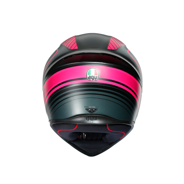 K1 MULTI ECE2205 - WARMUP BLACK/PINK - K1